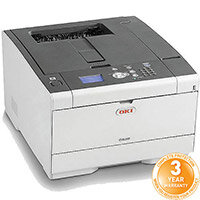 OKI C532dn Colour Laser Networked Printer A4