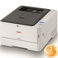 OKI C332dn Colour Laser Networked Printer A4
