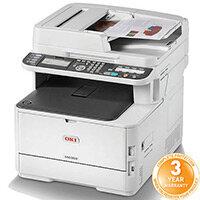 OKI MC363dnw A4 Colour LED Multifunction Printer Print/Scan/Copy/Fax 250 Sheet Tray