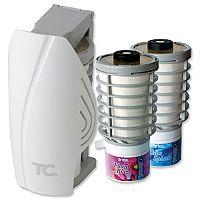Tcell Starter Kit Pure Fragrance and Odour Neutraliser for 60 Days plus 2 Refills Ref 402557E 465989