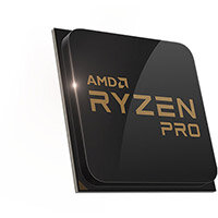 AMD Ryzen 7 Pro 1700X - 3.4 GHz - 8-core - 16 threads - 16 MB cache - Socket AM4 - OEM