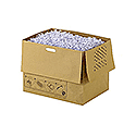 Rexel Recyclable Paper Shredder Sack for Auto250 40 L Pack 20