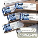 HP 51631D Special Inkjet Plotter Paper Roll 610mm x 45m 90gsm