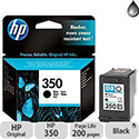 HP 350 Black Ink Cartridge CB335EE