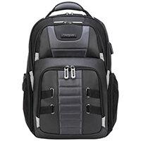 Targus DrifterTrek With USB Power Pass-Thru Notebook Carrying Backpack