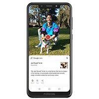 Motorola One black - 4G LTE - 64 GB - GSM - smartphone