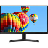 "LG 22MK600M - LED Computer Monitor - 22"" (21.5"" viewable)- 1920 x 1080 Full HD (1080p) - IPS - 250 cd/m"