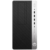 HP EliteDesk 705 G4 - micro tower desktop PC - Ryzen 5 Pro 2400G 3.6 GHz - 8 GB - 256 GB