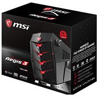 MSI Aegis 3 8RC 089UK - tower desktop PC - Core i5 8400 2.8 GHz - 8 GB - 1.128 TB