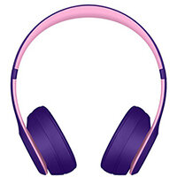 Beats Solo3 Wireless - Beats Pop Collection Violet - headphones with mic