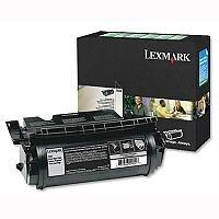 Lexmark 64016HE High Yield Black Toner For T64x