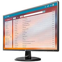 "HP V270 - LED Computer Monitor - 27"" - 1920 x 1080 Full HD (1080p) - IPS - 300 cd/m"