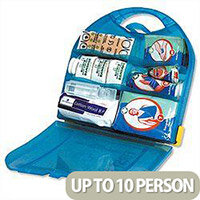 Wallace Cameron Vehicle First Aid Kit Up to 5 Person
