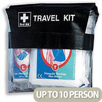 Wallace Cameron 1 Person Travel First Aid Pouch Up to 5 Person 1018015