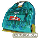 1st Aid Kit Wallace Cameron Adulto Premier 10 Person HS1