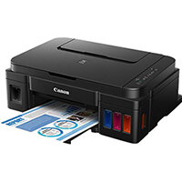 Canon PIXMA G2501 Multifunction Inkjet Printer Colour