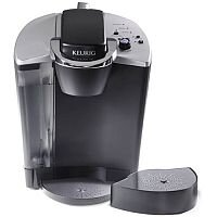 Keurig K140 Coffee Machine & FREE Starbucks Coffee Pods + Display Carousel and Brita Aquagusto Water Filter Included