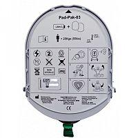 HeartSine PAD PAK 03 Defibrillator Battery & Adult Pads