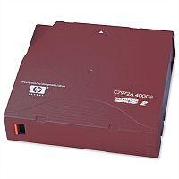 HP C7972A 400GB LTO2 Ultrium Data Tape Cartridge 609m