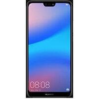 Huawei P20 lite - midnight black - 4G HSPA+ - 64 GB - GSM - smartphone