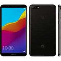 Huawei Y7 2018 - black - 4G LTE - 16 GB - GSM - smartphone