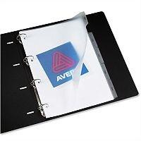 Avery 5 Part Clear Index Maker Divider Set 05111081