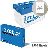 Image Business Multifunctional Paper White A4 210 x 297mm 80gm2 Box of 2500 Sheets