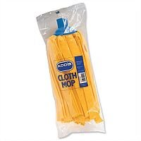 Addis Cloth Mop Head Refill Thick Absorbent Strands Blue Ref 9588BLU