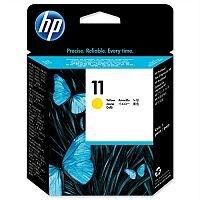 HP 11 Yellow Printhead Inkjet Cartridge Long-life C4813AE