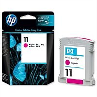 HP 11 Magenta Inkjet Cartridge 28ml C4837A
