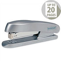 Rapesco Skippa Stapler Full Strip Chrome