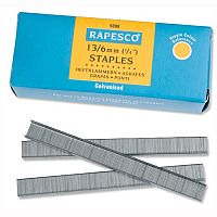 Rapesco Branded Staples 6mm 13/6mm Pack of 5000 S24602Z6