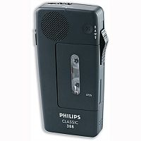Philips 388 Pocket Memo Analogue Mini Cassette Voice Recorder LFH0388-00