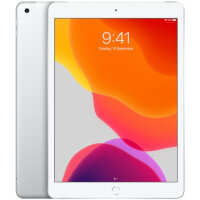 Apple 10.2-inch iPad Wi-Fi 7th Generation 32GB (2160 x 1620) - Bluetooth 4.2 - White & Silver