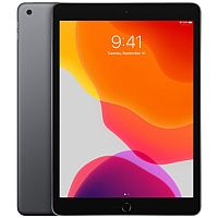 "Apple iPad 10.2-inch 7th Generation Tablet - Wi-Fi - Storage 128 GB - Display: 10.2"" IPS (2160 x 1620) - MW772B/A - Colour: Black/Grey"