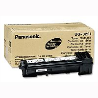 Panasonic UG-3221 Black Fax Toner Cartridge for Panafax UF-4000, Panasonic Panafax UF-490, Panasonic UF-4000