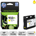 HP 933XL Yellow Inkjet Cartridge High Capacity CN056AE