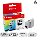 Canon BCI 24BK Black Ink Cartridge