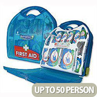 Wallace Cameron Mezzo HS3 50 Person First Aid Kit