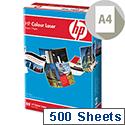 HP Hewlett Packard A4 90gsm White Laser Printer Paper Ream of 500 Sheets