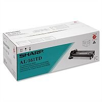 Sharp AL-161TD Black Toner Cartridge for Sharp AL-1611, Sharp AL-1622, Sharp AL-1631, Sharp AL-1633, Sharp AL-1644 printers