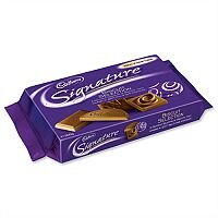 Cadbury Signature Biscuit Collection Variety 250g 15388 Pack 1