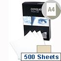 Conqueror CX22 Super Smooth Texture Cream Premium Paper A4 100gsm 500 Sheets
