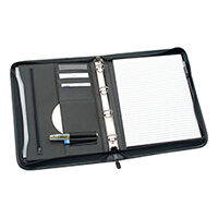 A4 Conference Ring Binder 7017 with Notepad - Collins