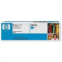 HP 822A Cyan LaserJet Toner Cartridge C8551A