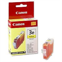 Canon BCI-3 Y ( 4482A002 ) Yellow Ink Cartridge Original