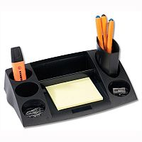 Desk Tidy Black W270xD152xH55mm Avery DTR