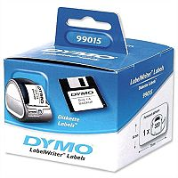 Dymo 3.5 inch Diskette Labelwriter Labels 99015 Pack 320