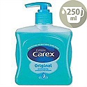 Carex Liquid Soap 250ml