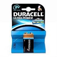 Duracell Ultra Power 9V Alkaline Batteries Pack 1 75051968